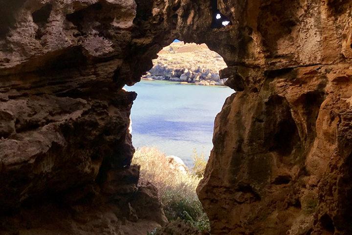 Grotta di Calamosche